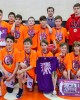 CSKA  BBBL season 2017/2018 champions, U11 group /bb2007/