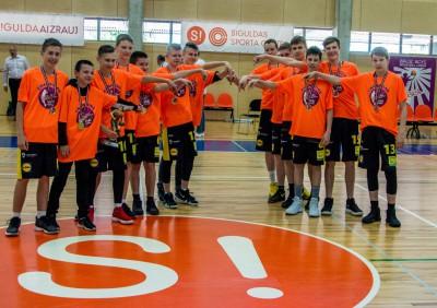 SAULE – BBBL U14 /bb 2004/ champions!