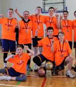 U14 bb2005 champions JUMPBALL team